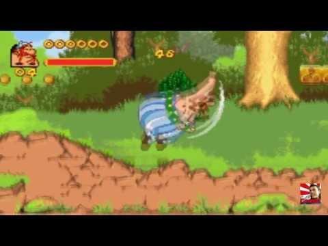 asterix et obelix game boy soluce