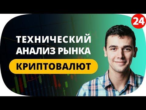 Из последних сил. Технический Анализ Рынка Криптовалют | 24.04.18 | Трейдинг Криптовалют Стратегии - DomaVideo.Ru