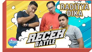 Video RECEH BATTLE RADITYA DIKA VS MAJELIS RECEH INDONESIA MP3, 3GP, MP4, WEBM, AVI, FLV Februari 2019