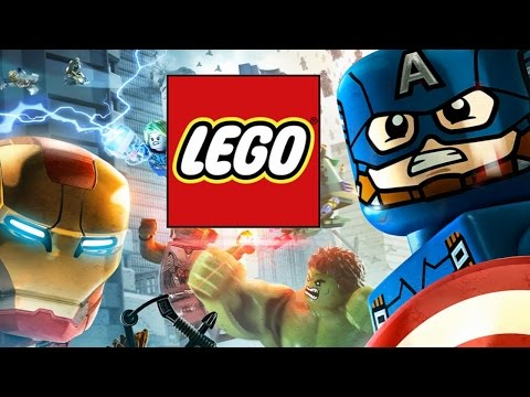 LEGO Marvel's Avengers - ХОРОШИ ЛИ МСТИТЕЛИ?