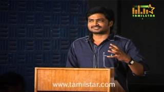 Senthil at Pappali Movie Audio Launch