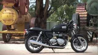 2. Triumph Bonneville Review