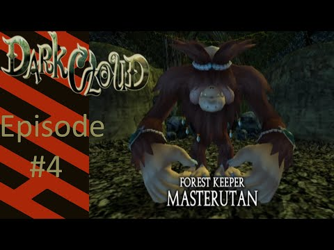 Is This Giant Ape Invincible? - Dark Cloud 1 [PS2] Episode 4