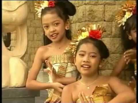 Mejangeran - Old Beautiful Balinese Kid Song (Jangi Janger).mp4