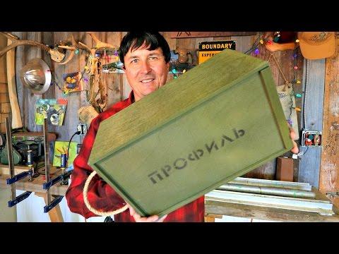 Коробка из России изменила мою жизнь (заточки ножей пост)