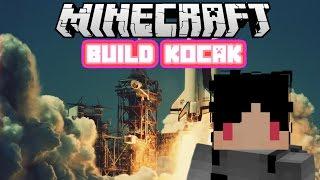 Video Minecraft Indonesia - Build Kocak (21) - Roket Luar Angkasa! MP3, 3GP, MP4, WEBM, AVI, FLV Oktober 2017