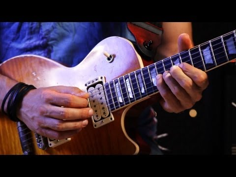 How to Play a Major Arpeggio | Heavy Metal Guitar Lessons