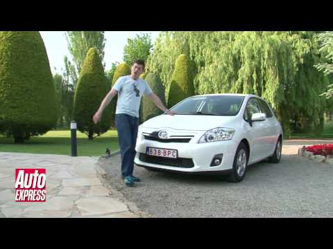 Toyota Auris Hybrid Review – Auto Express