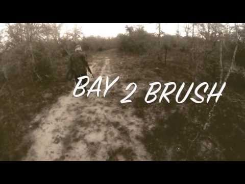bay2brush – BOW FISHING BIG TEXAS GAR- AWESOME SHOT !