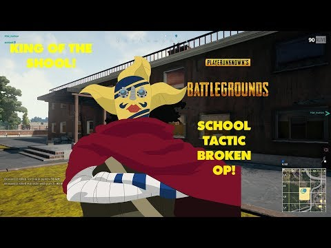 PuBg School Taktik broken op ? German