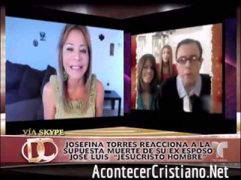 Ex esposa confirma muerte de José Luis de Jesús Miranda