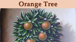 The Orange Tree...