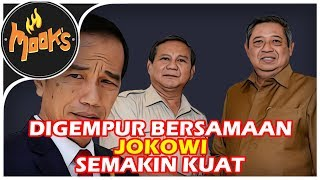 Video Jokowi Semakin Kuat, Prabowo dan SBY Menggempur Secara Bersamaan MP3, 3GP, MP4, WEBM, AVI, FLV Oktober 2018