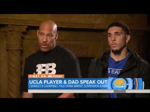 THE REAL REASON LIANGELO BALL LEFT UCLA