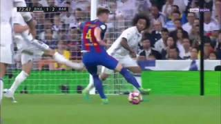 Real Madrid vs Fc Barcelone 2-3 Résumé