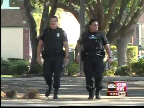 St. Pete councilman wants extra security officers on duty