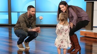 Video Adam Levine's New Girlfriend MP3, 3GP, MP4, WEBM, AVI, FLV Februari 2018
