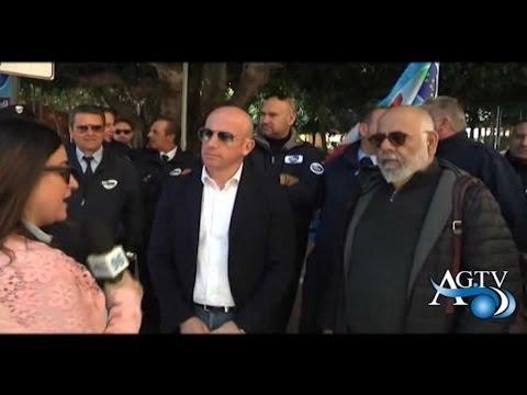 Sit-in KSM ad Agrigento