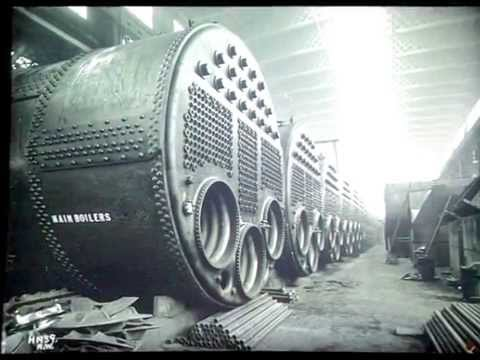 RMS Titanic - The Ship's Engines