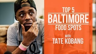 Tate Kobang Counts Down His