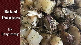This video shows you how to make the best baked potatoes. They last you for a week and are literally the best!! They are so ...