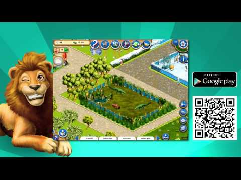 My Free Zoo Mobile – Gameplay Trailer– Upjers Screencast