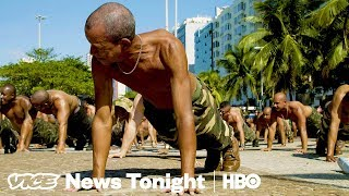 Brazil Might Elect An Ultra-Right Wing President (HBO)