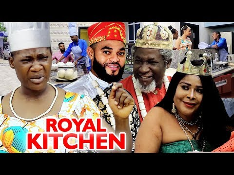 ROYAL KITCHEN FULL SEASON 1&2 -MERCY JOHNSON 2020 LATEST NIGERIAN MOVIE