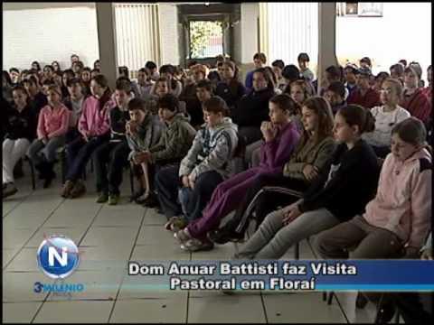 Visita Pastoral de Dom Anuar Battisti em Floraí -- junho de 2010.wmv