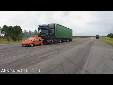 scania braking system