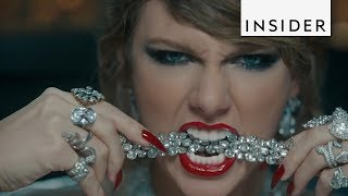 """Video Hidden Meanings Behind Taylor Swift's """"Look What You Made Me Do"""" MP3, 3GP, MP4, WEBM, AVI, FLV Januari 2018"""