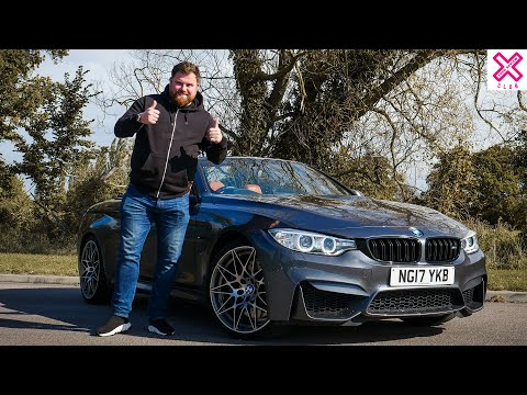 NEW CAR?! (Food Review Club) Bought A BMW M4!