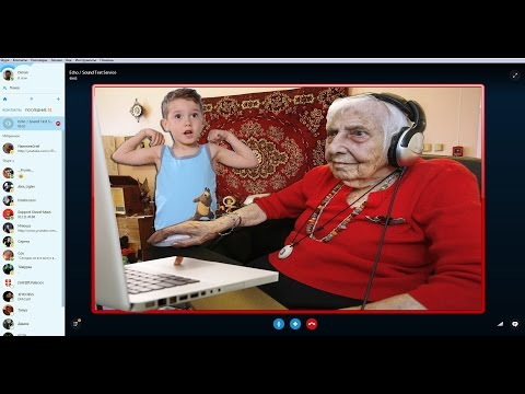видео зрелих бабушек