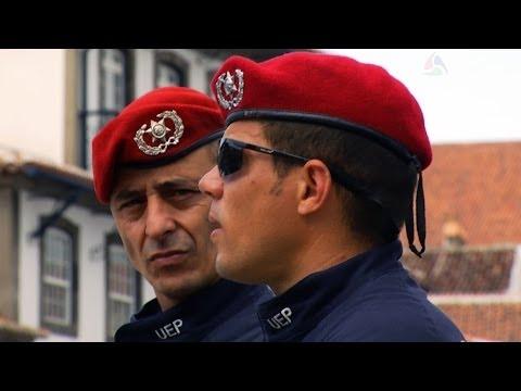 PSP-Comando Regional dos Açores - 15 anos
