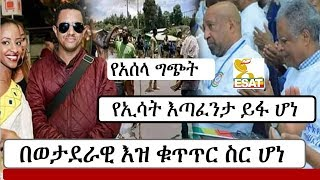 Ethiopia:  ዜና ኢትዮታይምስ | መረጃ  | Daily Ethiopian News | ESAT | Berhanu Nega | Teddy Afro