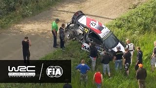More Videos: http://goo.gl/kKumd8 ▻ Official Website: http://goo.gl/2b0WzE FIA World Rally Championship - Neste Rally Finland ...