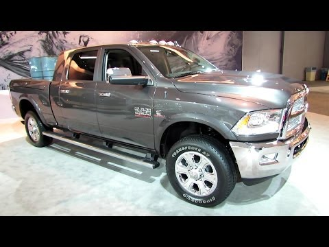 2014 RAM 2500 Limited Mega Cab - Exterior and Interior Walkaround