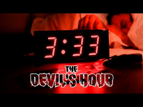 The Devil's hour 👿 Mysteries and legends 🌜 The Grim Reader