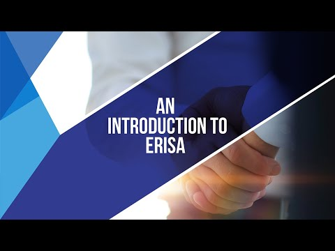 CaveyLaw - An Introduction to ERISA
