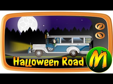 PINOY JOKES SEASON 4: Halloween Road