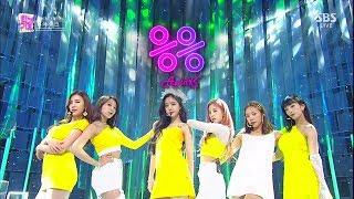 Video Apink (에이핑크) - %% (응응) (Eung Eung) Comeback Stage Mix 무대모음 교차편집 MP3, 3GP, MP4, WEBM, AVI, FLV Januari 2019