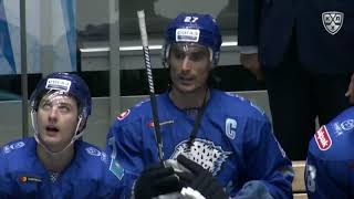 Barys 3 Avangard 4 SO, 18 September 2018