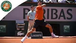 Shots of the day 2015 French Open - Day 14