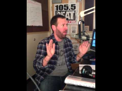 Marco Island Entertainment Bert Kreischer at Off The Hook Comedy Club
