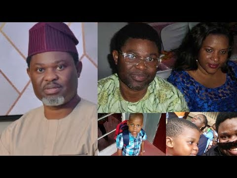 WATCH Yoruba Actor Yomi Fash-Lanso Wife, Kids And Things You Never Knew