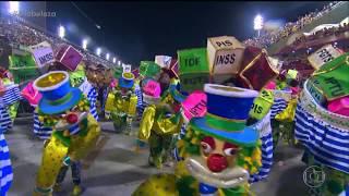 Video CAMPEÃ BEIJA FLOR  Melhores momentos do Desfile Carnaval do Rio 2018 MP3, 3GP, MP4, WEBM, AVI, FLV Februari 2018