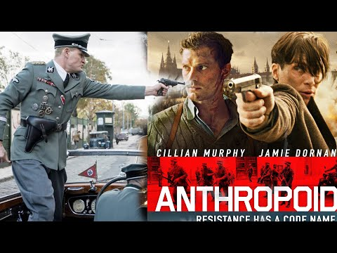 Anthropoid vs The Man With The Iron Heart | Film Review