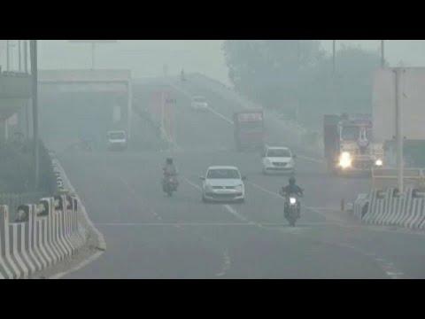 Η ατμοσφαιρική ρύπανση «πνίγει» το Νέο Δελχί