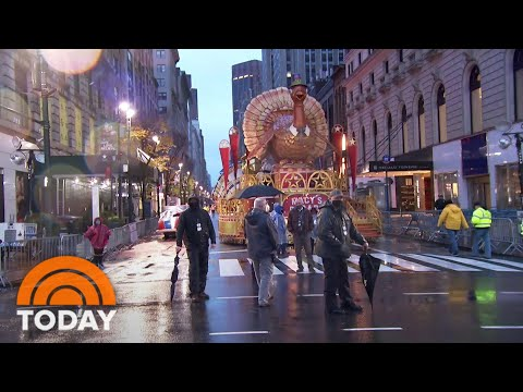 Macy's Thanksgiving Day Parade Is Reimagined For Era Of COVID-19 | TODAY