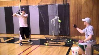 Bridgton Baseball Drills - Bounce Drill